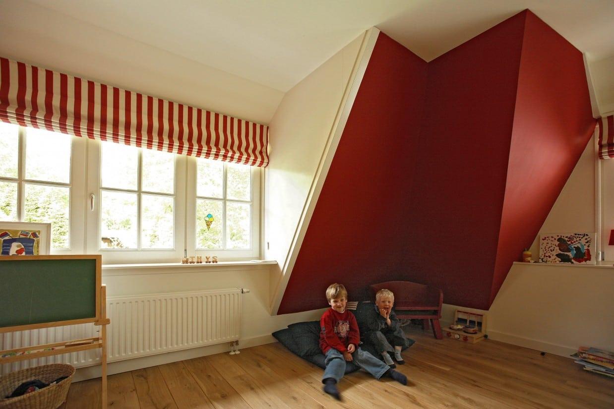 4. Rietgedekt huis bouwen, unieke kamer met veel daglicht te Zeist