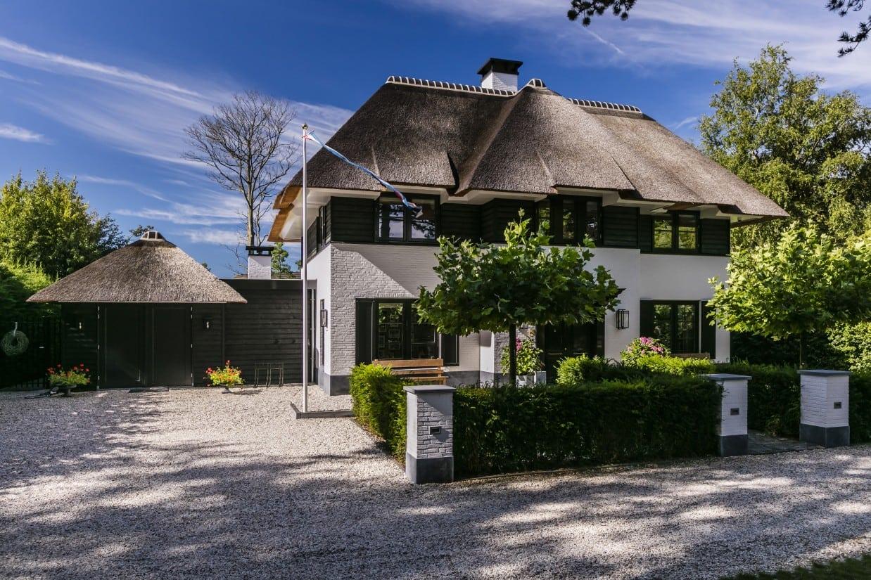 Rietgedekt huis bouwen Warmond