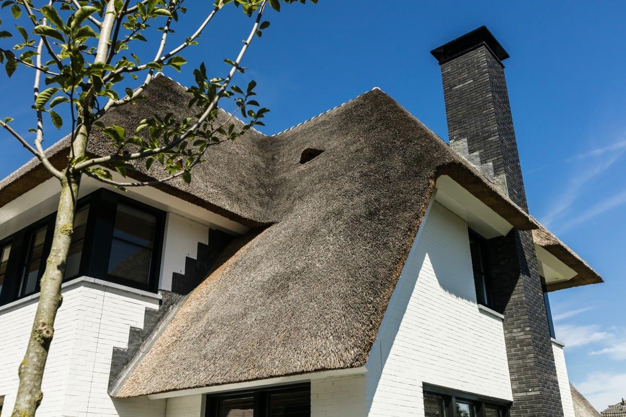 rietgedekt huis bouwen aerdenhout