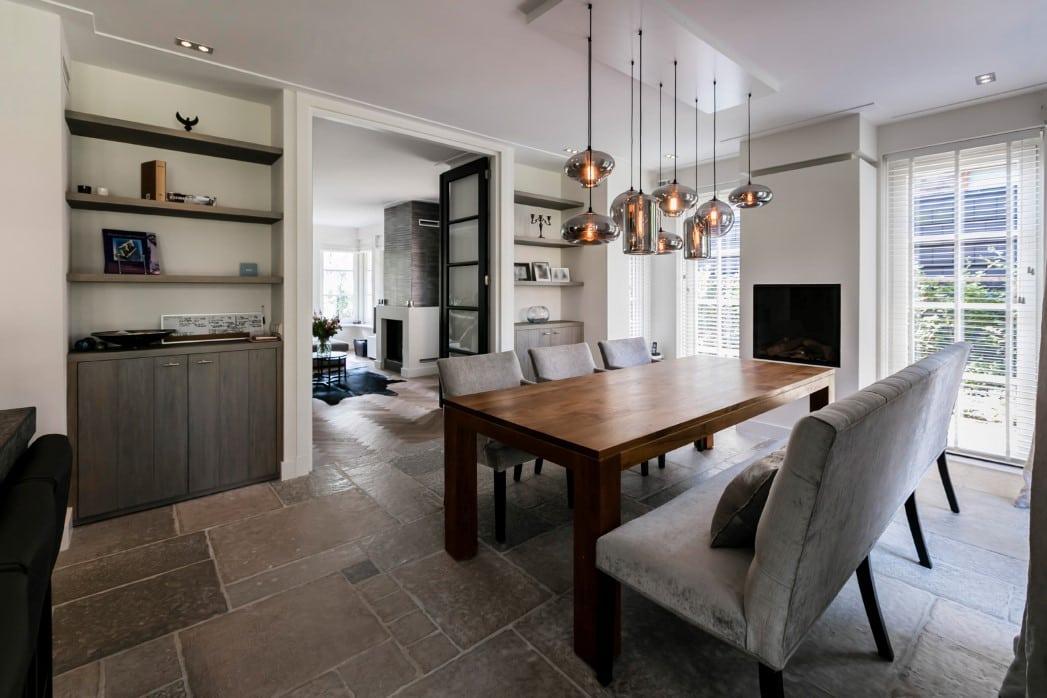 Villa te Zeist woonkeuken met ruimte om te genieten